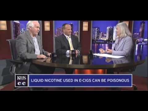 E-Cigarette Regulations and Safety Debated on KPBS Los Angeles
