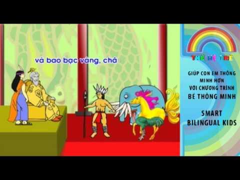 Vietnamese Fairy Tales - Sơn Tinh Thuỷ Tinh - Cổ Tích Việt Nam - TheHeTreTV.com