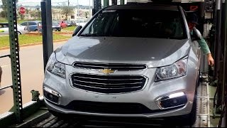 Chevrolet Cruze Sport6 LTZ 2015 Detalhes Www.car.blog