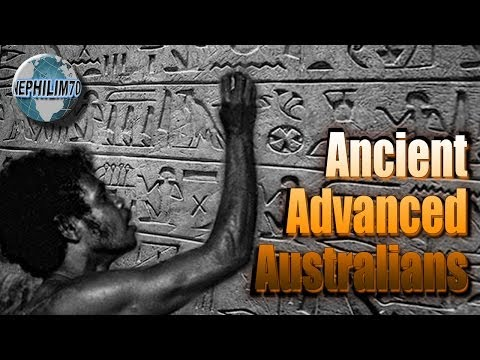 Forbidden Histories - The Advanced Ancient Australians