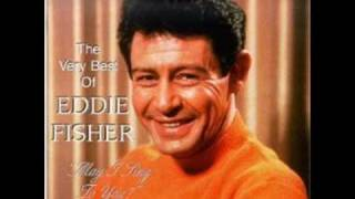 EDDIE FISHER THEY CALL THE WIND MARIA.