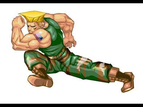 Guile's Theme (Psychotic Giraffe Remix)