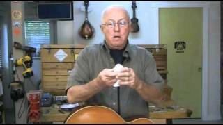 Watch the Trade Secrets Video, Shellac for French-polishing a guitar finish