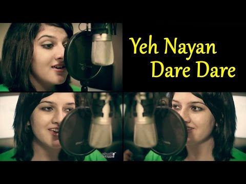 Yeh Nayan Dare Dare Midnight Mix ( StudioUnplugged Ft Bhavya Pandit ) Jai - Parthiv.