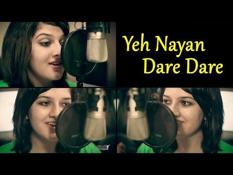 Yeh Nayan Dare Dare Midnight Mix ( StudioUnplugged Ft Bhavya Pandit ) Jai - Parthiv.