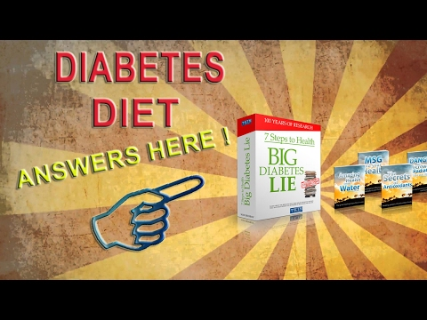 Type Two Diabetes Symptoms | The 7 Steps To Health And Big Diabetes Lie Review