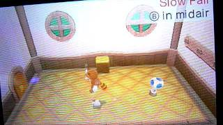 Super Mario 3D Land Game Over