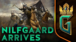 GWENT: The Witcher Card Game - Nilfgaard Trailer