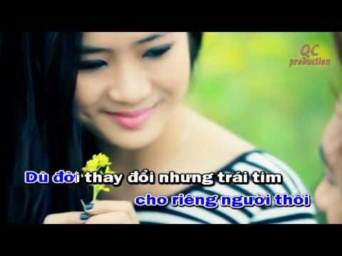 Karaoke Chỉ Yêu Mình Em   Châu Khải Phong Full Beat Only