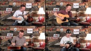 Fightin' Texas Aggie War Hymn- Banjo Ben Style!