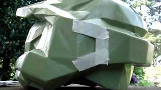 Master Chief Helmet How To Make Your Own Step By Step