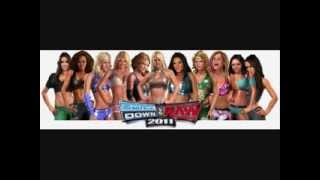 WWE Smackdown Vs Raw 2011 Divas