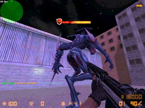 CSO NST BETA 3 Alien Boss game play with download link