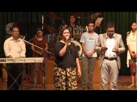 Rev.David Lah @Yangon_Day #3 (21.11.2012)