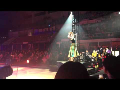 Disney On Ice Korea - Frozen Heart, For the First time in Forever 2015 Re-Dubbed