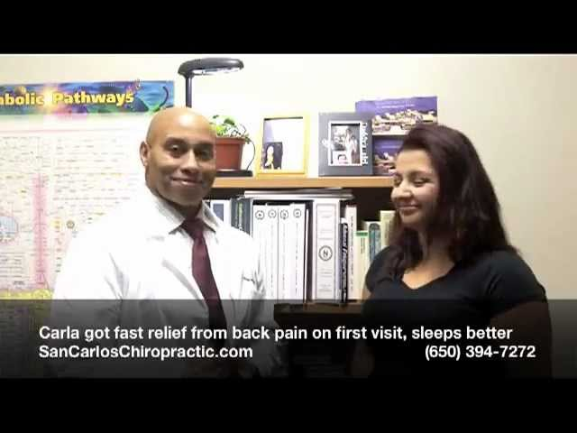 Back Pain Specialist San Carlos CA | (650) 394-7272 | Fast Lower Back Pain Relief