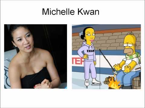 Famosos de los Simpsons 2 - The Simpsons's Famous 2
