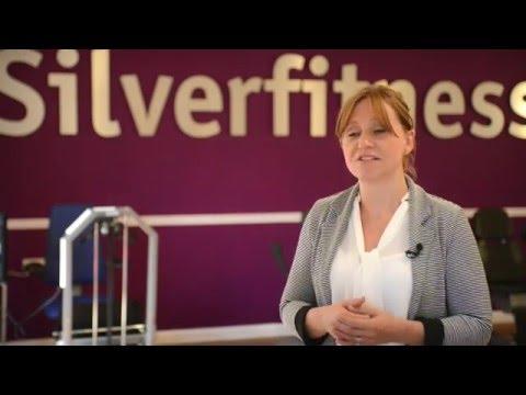 SilverFitness in the UK