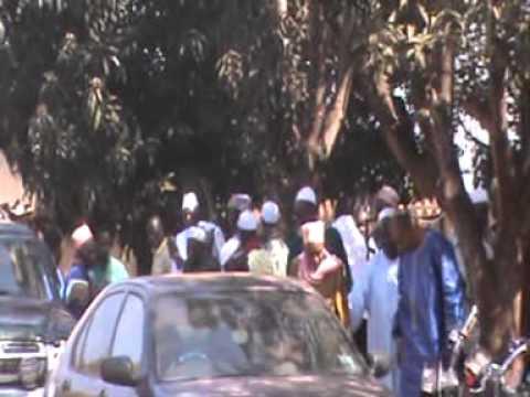 Sermon de ce vendredi 1212 2014 à Companyah avec l'imam, Thierno Abdoul Hamid BALDE