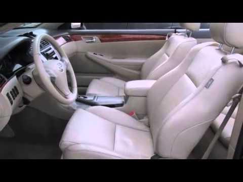 Usado 2007 Toyota Camry Solara Para La Venta en Gainsville G