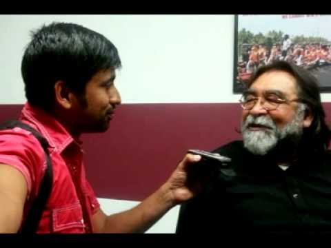 Ad Guru Prahlad Kakkar with Rj Animesh live on Red fm Kolkata  : 22nd March 2014