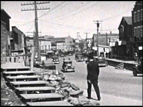 Kirkland Lake Ontario In 1930 Youtube