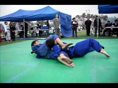 (66)Gongkwon Yusul demonstration tournament match(Korea jiu jitsu Hapkido)