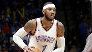 Carmelo Anthony, Paul George, CP3 Preseason Debuts! NBA Preseason 2017
