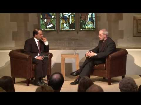 Facing the Canon with Archbishop Justin Welby