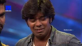 Sudigali Sudheer gets emotional in Dhee Jodi