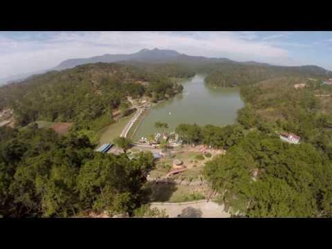 Festival Hoa Đà Lạt 2013 - Toàn cảnh Flycam