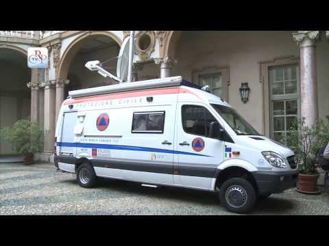 Unità mobile Protezione civile