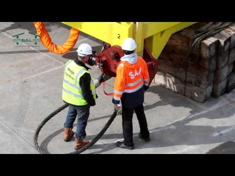 SAL Offshore installs Tidal Turbine