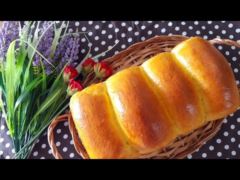 How to make Super Soft White Bread Recipe - only needs 1 proofing