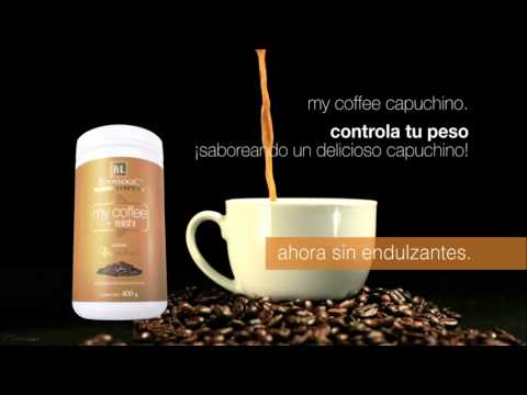 MY COFFEE CON GANODERMA Y TE VERDE
