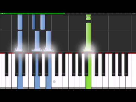 John Legend - All Of Me Piano Tutorial - Easy