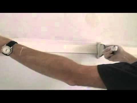 Como tirar trinca de parede