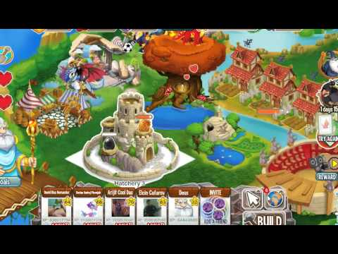 How To Breed Petroleum Dragon In Dragon City!
