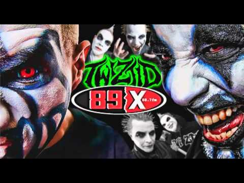 Twiztid takes over 89x - 88.7fm Detroit Radio