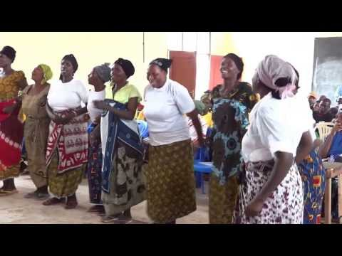 Uvinza FM: Women celebrate their community's new radio