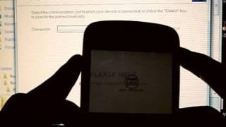 """BlackBerry """"Reload Software:522"""" Error Help"""