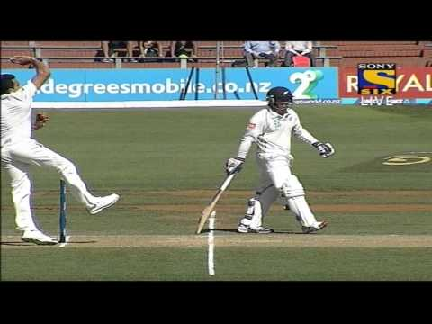 New Zealand 2nd Innings | Fall of Wickets | India vs New Zealand | Day 2 & 3 | 2nd Test | 2014