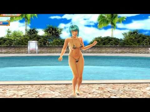 Hentai Game - Sexy Beach Zero - HD SexyビーチZERO - Bael Dances to Trivium