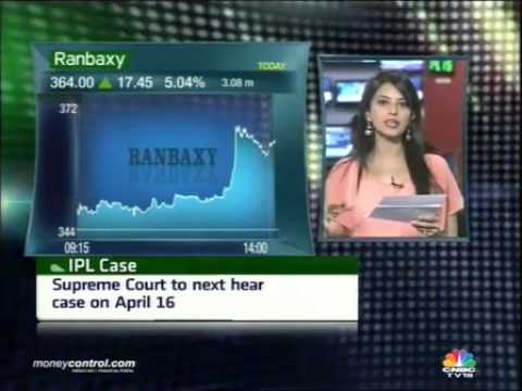Here's why Ranbaxy was buzzing in trade today