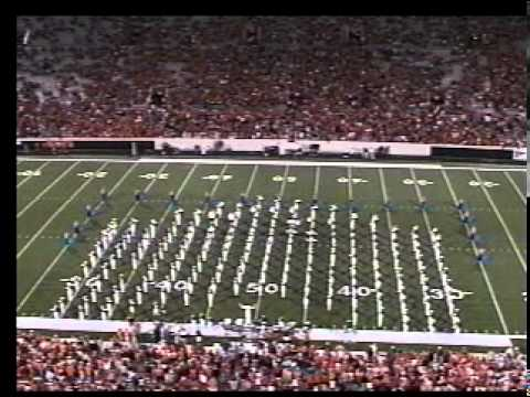 2001 Patriotic Tribute Show - OSU Cowboy Marching Band