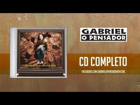 Gabriel o Pensador - Nádegas a Declarar 1999 (CD Completo)