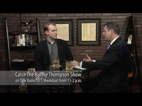 The Burnie Thompson Show, Episode 12, 4-6-14