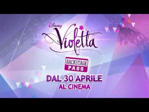 Violetta - Backstage Pass - Trailer Ufficiale Italiano