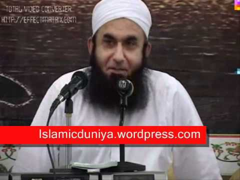 Maulana Tariq Jameel Bayan at Lahore 20 August 2011 1/3