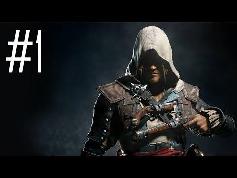 Cùng chơi Assassin's Creed IV: Black Flag #1 - Tập làm Cướp biển (Commentary w/ Hiuf Beos)